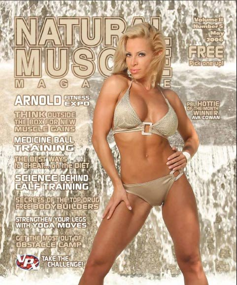 Natural Muscle Magazine: Volume 11, Number 5, May 2006