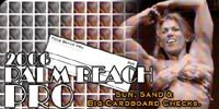 2006 IFBB Palm Beach Pro - Sun, Sand & Big Cardboard Checks
