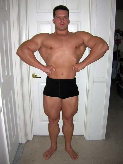 pro bodybuilder without steroids