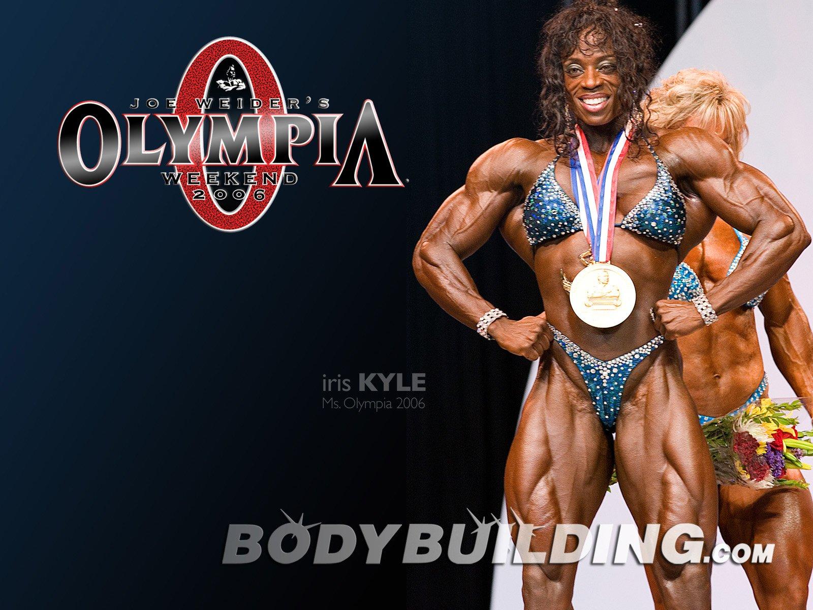 Фото Бодибилдинг  2006 Ms Olympia  Bodybuilding Foto.