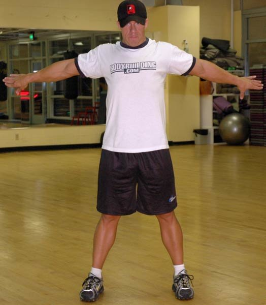 bicep stretch - photo #26