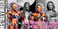 Ms. Olympia Bodybuilding Finals 2005: To Be Replaced By A Fitness Model Contest.
