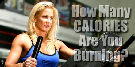 How Many Calories Are You Burning?