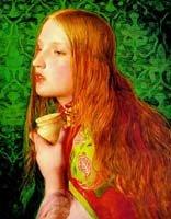 Mary Magdalene (1860) by Anthony Frederick Augustus Sandys