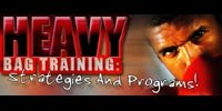 Heavy Bag Training. Strategies And Programs.