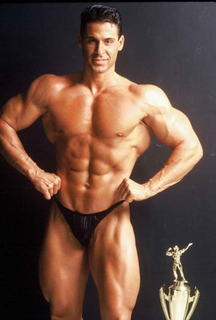 The Anthony Catanzaro Approach To Natural Bodybuilding.