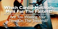 Which Cardio Methods Melt Fat The Fastest?
