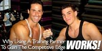 Why Using A Training Partner To Gain The Competitive Edge Works.