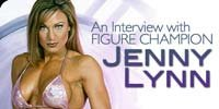 An Interview With Figure Champion, Jenny Lynn!