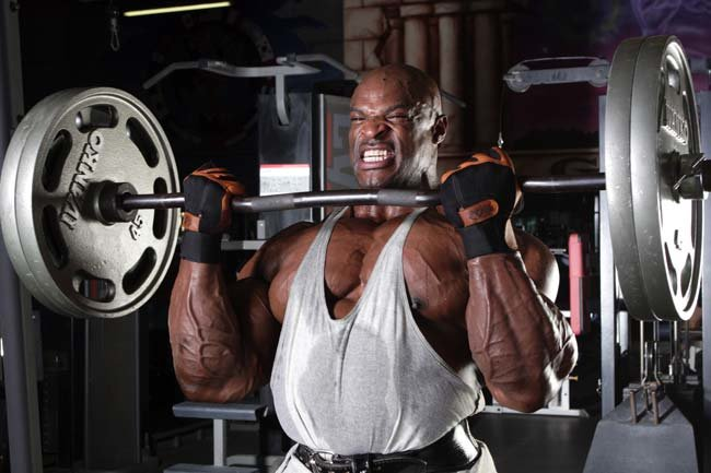 8 Time Mr Olympia Ronnie Coleman