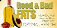 Good And Bad Fats: How Do We Balance Their Intake For Optimal Health!