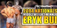 An Interview With 2004 Nationals Middleweight Winner Eryk Bui.