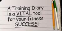 A Training Diary Is A Vital Tool For Your Fitness Success!