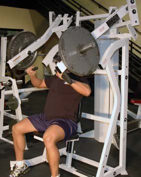 Which Lever (Hammer Strength) Machines do you use? : Fitness