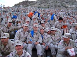 Conglomeration Of Soldiers