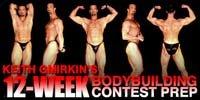 Keith Gmirkin's 12-Week Bodybuilding Contest Prep.