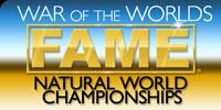 War Of The Worlds - The FAME Natural World Championships!