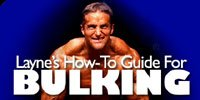 Layne's How-To Guide For Bulking