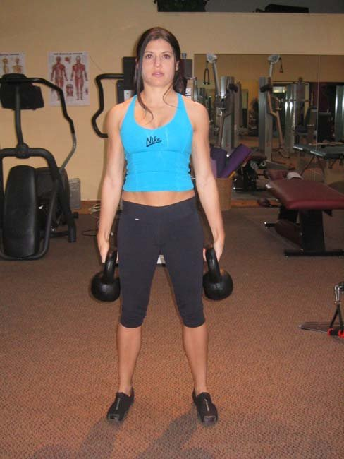 How To Structure A Kettlebell Workout For Size And Strength