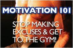 Motivation 101!