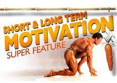 Short Term & Long Term Motivation.