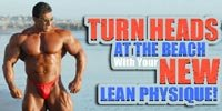 Turn Heads At The Beach With Your New Lean Physique!