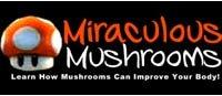 Miraculous Mushrooms: Maitake, Reishi, Shiitake, Cordyceps!