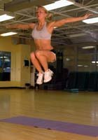 tuck jumps