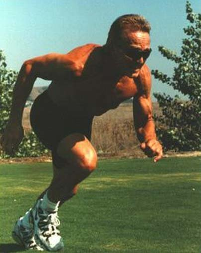 Why Hill Sprints Are The Fastest Way Of Getting Strong, Fast