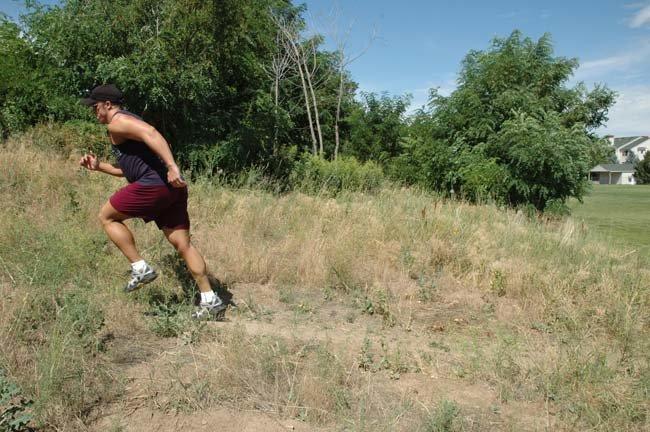 hill sprint pierdere în greutate