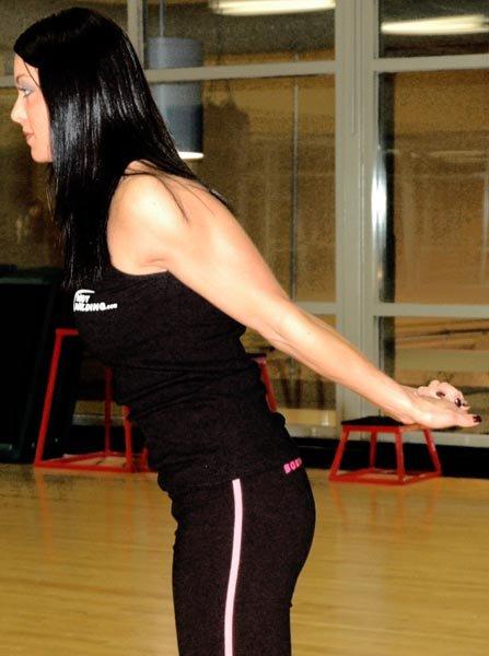 bicep stretch - photo #24