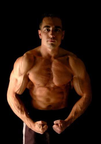 Male Transformation Of The Week - Benjamin Pierce.