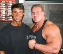With Jay Cutler