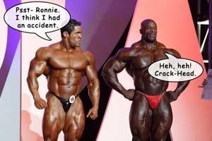 Ronnie & Gustavo