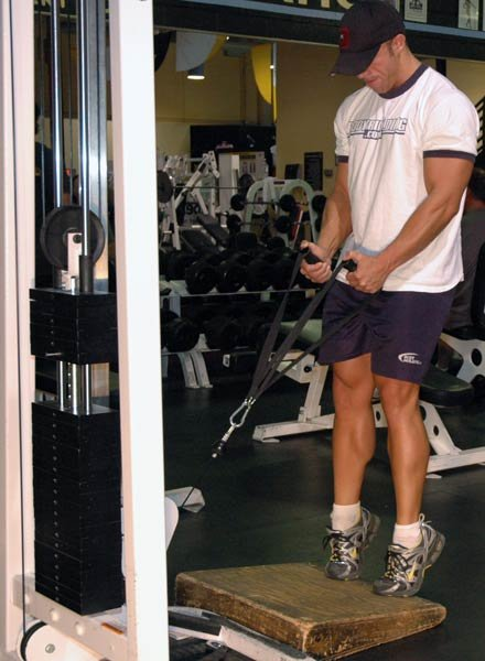 The Best Calf Building Tips And Workouts On The