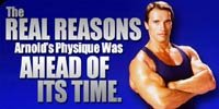 The Real Reasons Arnold's Physique Was Ahead Of Its Time.