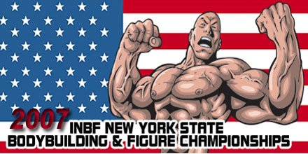 2007 INBF New York State Bodybuilding And Figure Championships