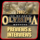 2007 Olympia Previews