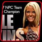 2007 NPC Team Universe Compeititor Interview