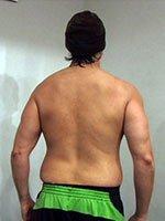 Back Pose