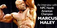 NPC North American Champion Marcus Haley!