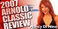 Nancy Di Nino's 2007 Arnold Classic Review.