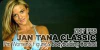 2007 IFBB Jan Tana Pro Contest Main Page.