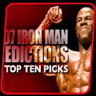 2007 Iron Man Predictions - My Top Ten Picks!