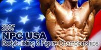 Video Clips: 2007 NPC USAs