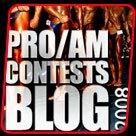 2008 Pro/Am Contests Blog