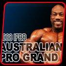 2008 IFBB New Zealand Pro/Am Contest Information