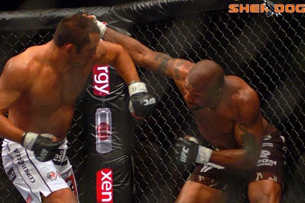 Danny Acosta's #1 UFC