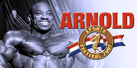 2008 Arnold Classic Video Clips Main Page
