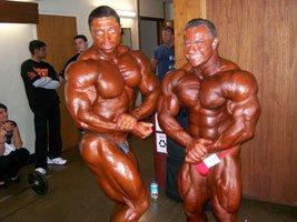 Sergey Shelestov & Ronny Rockel